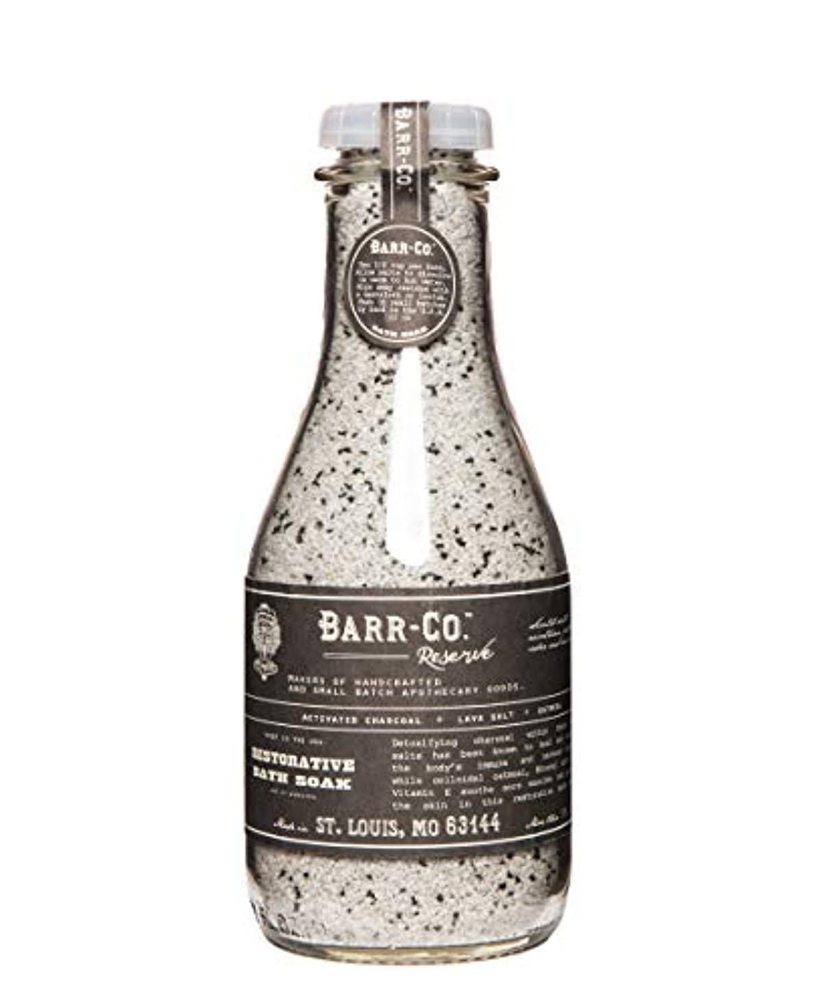 原子炉保護細胞バーコ(BARR-CO.) BARR-CO./バスソルト リザーブ 入浴剤 1000ml