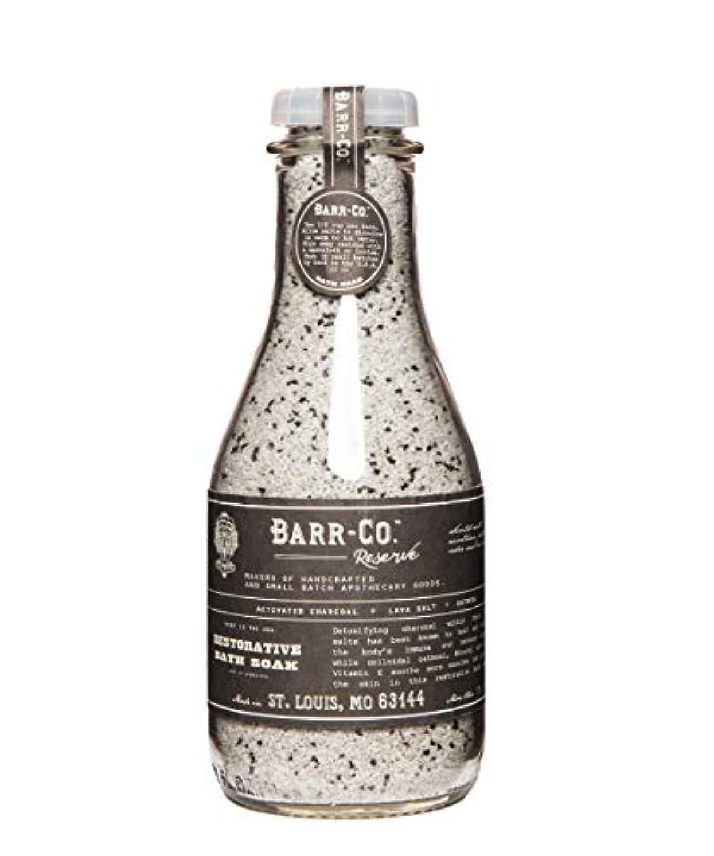 スーダン誰のアクロバットバーコ(BARR-CO.) BARR-CO./バスソルト リザーブ 入浴剤 1000ml