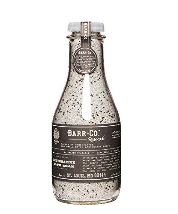 ぎこちない悲惨一掃するバーコ(BARR-CO.) BARR-CO./バスソルト リザーブ 入浴剤 1000ml