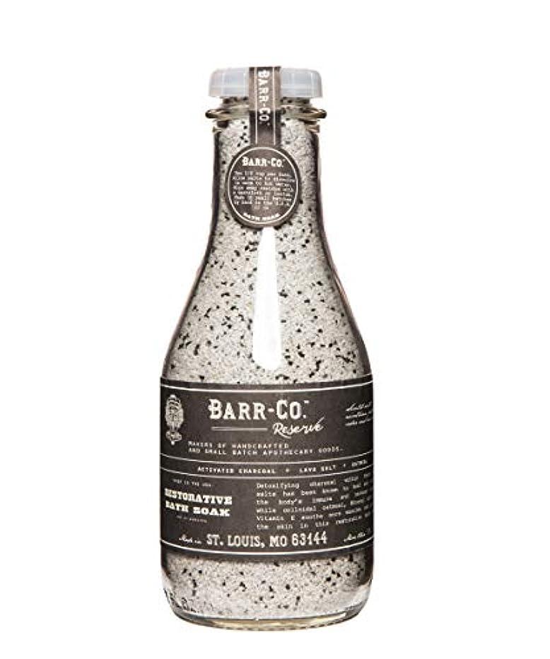 鮮やかな哺乳類一定BARR-CO./バスソルト リザーブ