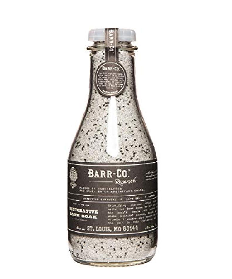 チューブドナウ川再編成するバーコ(BARR-CO.) BARR-CO./バスソルト リザーブ 入浴剤 1000ml