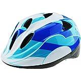 Osize 屋外用ヘルメット(青)用サイクリング用子供安全ロードバイクヘルメット