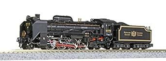 KATO Nゲージ D51 498 オリエントエクスプレス1988 2016-2 鉄道模型 蒸気機関車