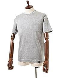 Drumohr(ドルモア)[春夏] マーセライズコットン ポケット付き半袖Tシャツ