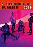5 Seconds of Summer Official 2019 Calendar - A3 Wall Calendar Format
