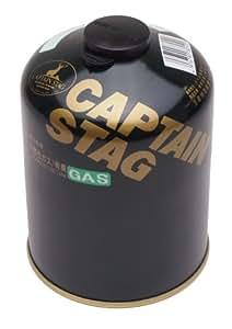 キャプテンスタッグ レギュラーガスカートリッジ CS-500 M-8250