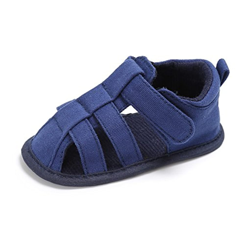 Zhengpin 乳児幼児 男の子 ブーツ靴のクラシック 赤ちゃんモカシン シューズ