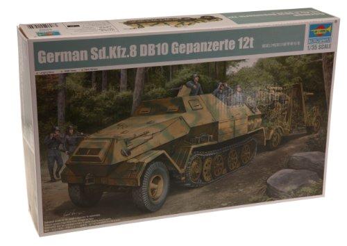 1/35 ドイツ軍 Sdkfz.8/DB10 12t 装甲兵員輸送車