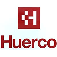 Huerco フエルコロゴカッティングステッカー 125×160mm