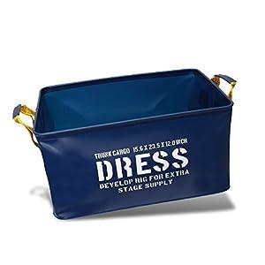 ドレス(DRESS) 【WEB限定】DRESSトランクカーゴ PLUS セミハードタイプ≪ネイビー≫