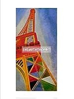 ロベール・ドローネー Eiffel Tower 1926 サイズ各種 ジクレープリント輸入イギリス