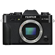 Fujifilm X-T20 Black (Body only)