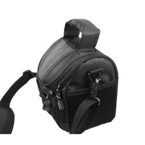 Vktech カメラバッグ(ブラック) ニコン用