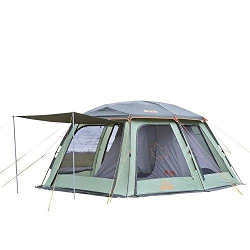 ロゴス テント Q-インセクト2ルーム-AE