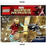 LEGO (レゴ) Marvel (マーブル) Super Hero (スーパーヒーローズ) es (スーパーヒーローズ) Avengers (アベンジャーズ) 30167 (24 pieces) ブロック おもちゃ (並行輸入)