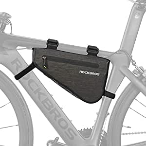 ROCKBROS(ロックブロス)フレームバッグ 自転車 トライアングルバッグ 防水 大容量 3L/5L 3L/5L(3L)