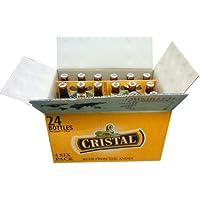 クリスタル ビール瓶 330ml 24本セット