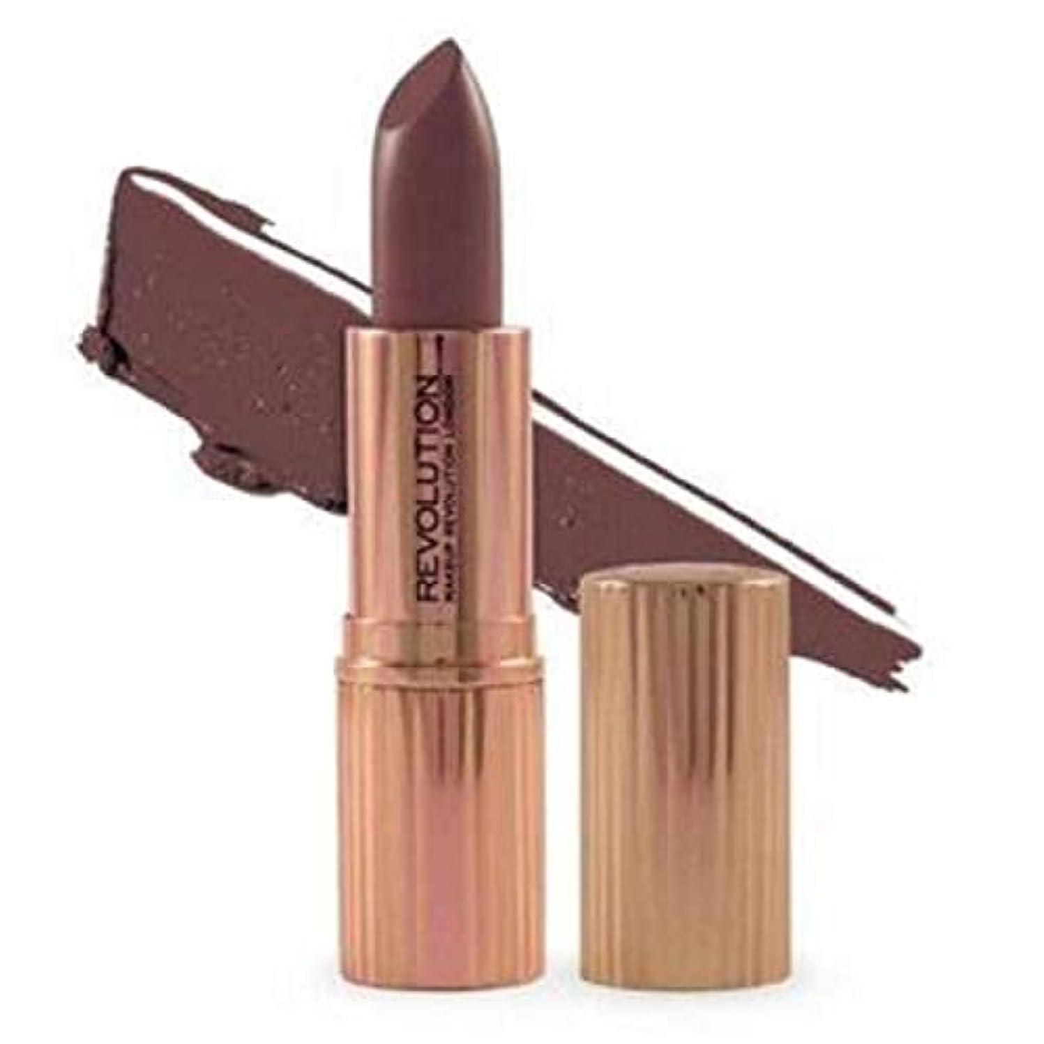 質量レタッチにはまって[Revolution ] 革命ルネサンス口紅最大 - Revolution Renaissance Lipstick Greatest [並行輸入品]