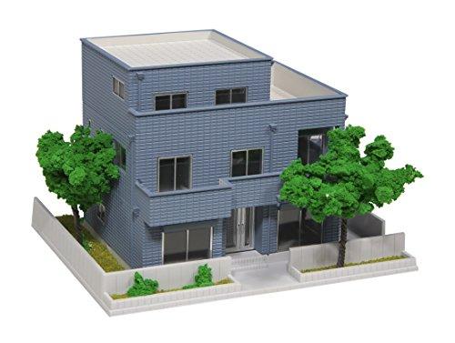 KATO Nゲージ 二世帯住宅 ブルー 23-405C 鉄道模型用品