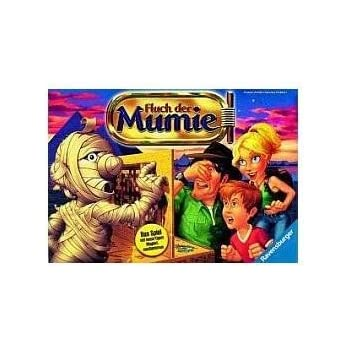 呪いのミイラ (Fluch der Mumie) ボードゲーム
