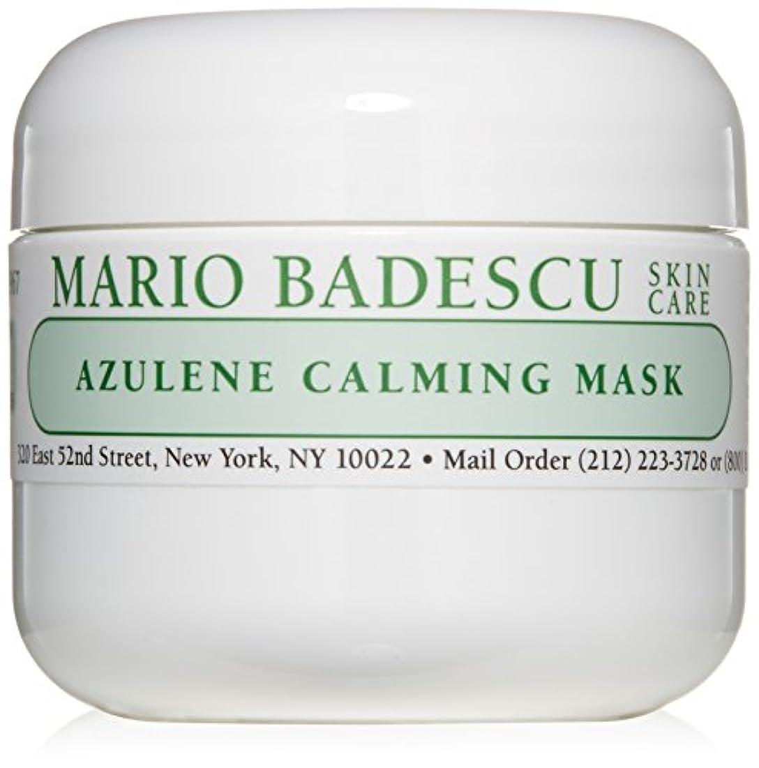 瞑想仮定する大量マリオバデスク アズレーンカーミングマスク 59ml