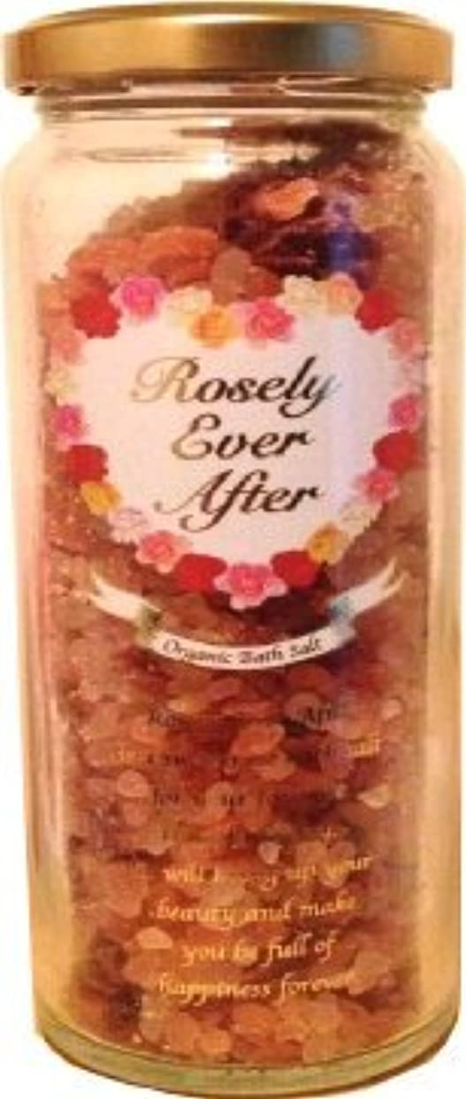 最近入口分析的【Rosely Ever After】 ローズリー?エバー?アフター オーガニック植物成分配合バスソルト