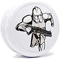 [Yomega]Yomega Star Wars Clone Trooper String Bling YoYo Y428-LF [並行輸入品]