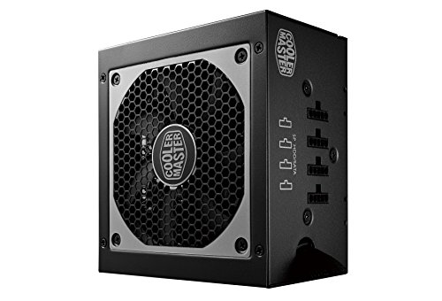 CoolerMaster 80PLUS GOLD認証 650W電源ユニットV650 Semi-Modular (型番:RS650-AMAAG1-JP)
