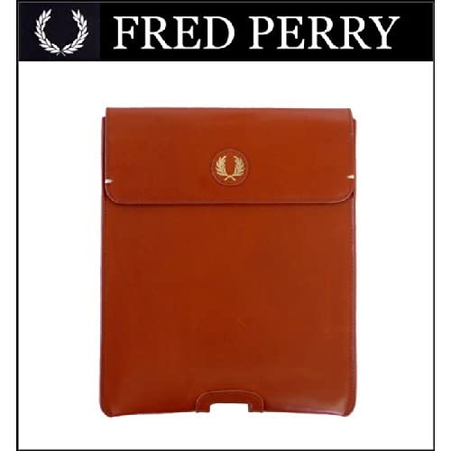 FRED PERRY【フレッドペリー】LEATHER TABLET ENVELOPE【レザー タブレット エンベロープ】SM1719