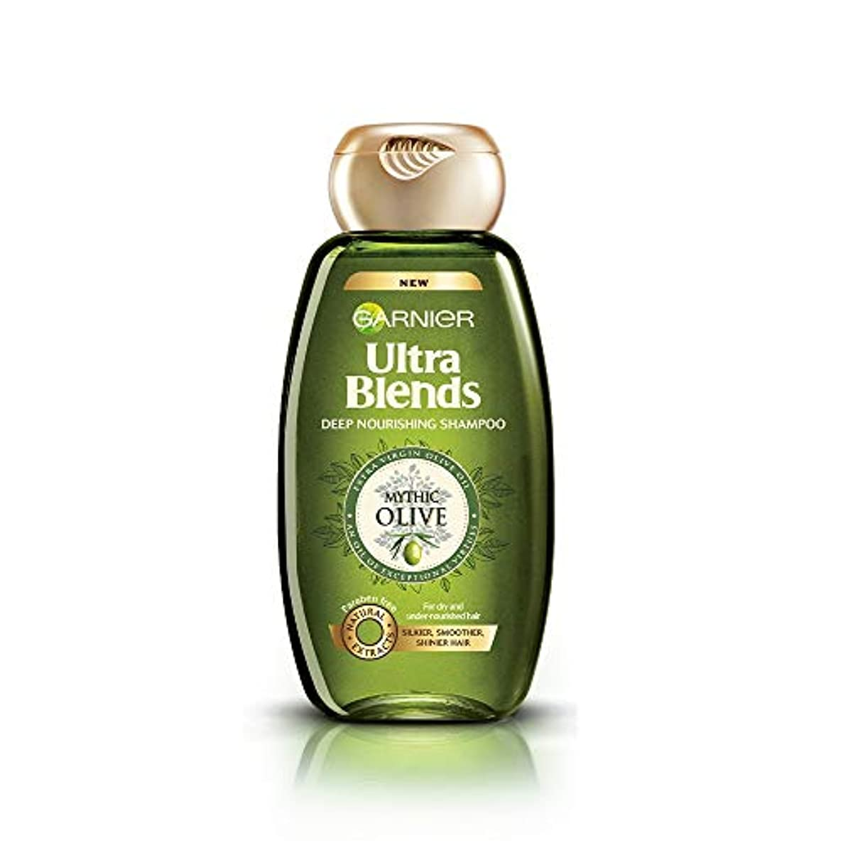 哀話す我慢するGarnier Ultra Blends Shampoo, Mythic Olive, 360ml