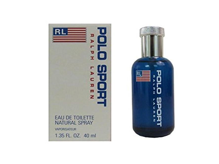酸化物真空ポルノラルフローレン ポロスポーツ 40ml(並行輸入品)