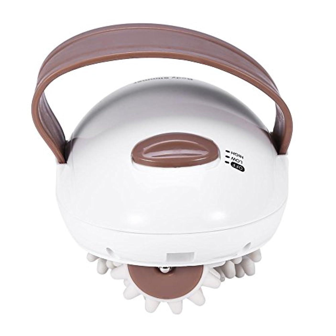 理容室依存するマイク3D電動マッサージ完全リラクゼーションボディマッサージ機器(1)