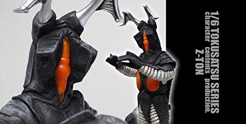 CCP 1/6特撮シリーズ EX ウルトラマン 宇宙恐竜ゼットン