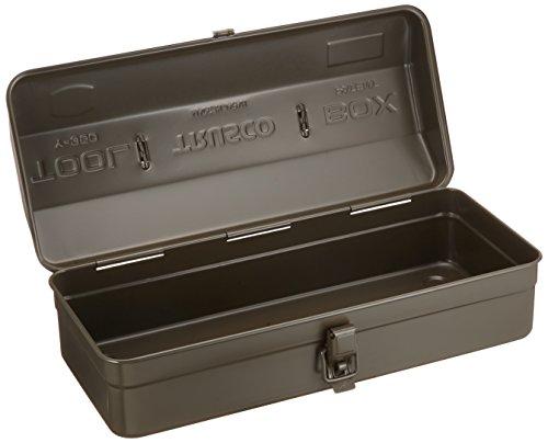 TRUSCO 山型ツールボックス OD W359×D150×H124 Y350OD