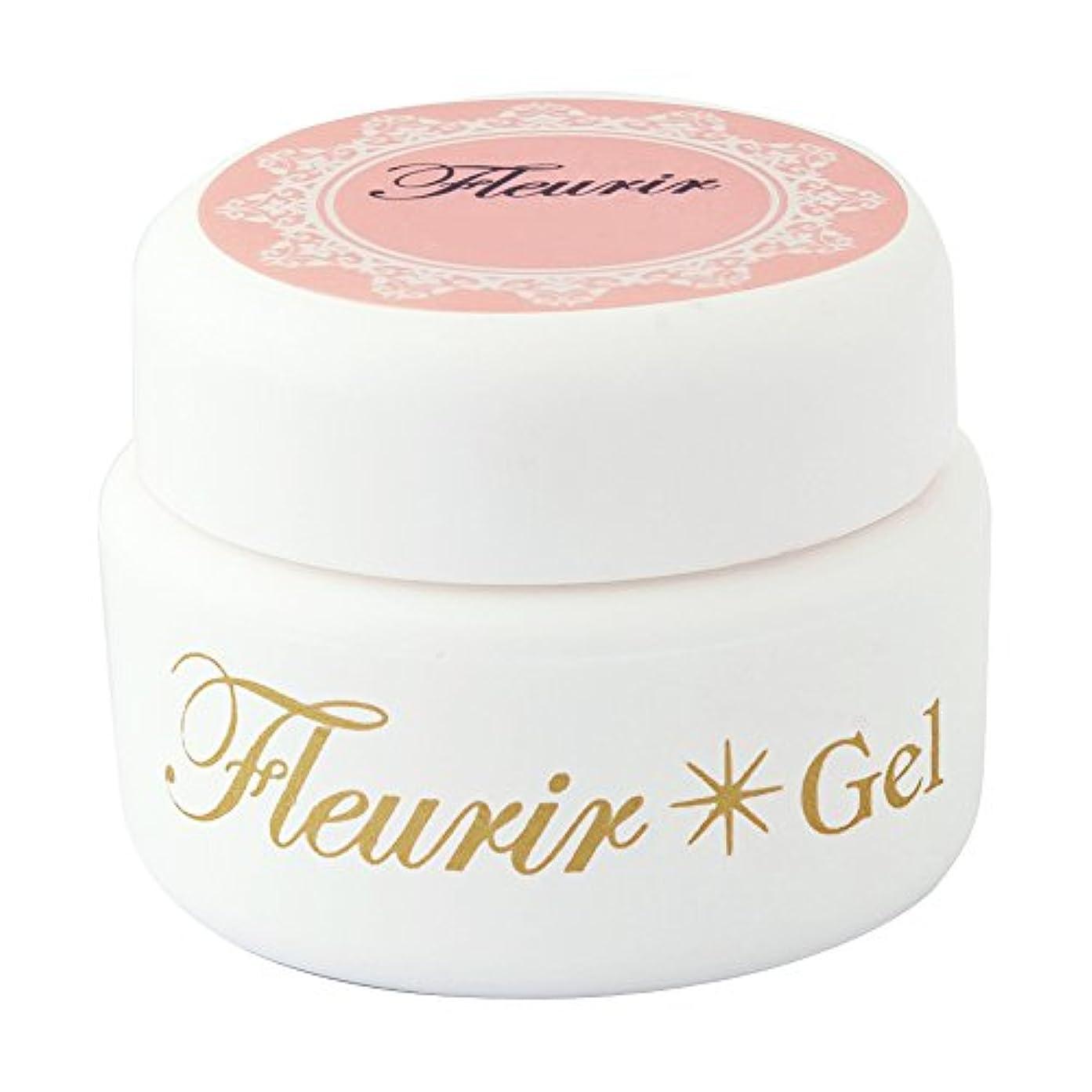 Fleurir フルーリアジェル カラージェル G04 ゴールド 4ml UV/LED対応 グリッター