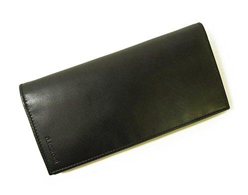 (テストーニ)Testoni 長財布 メンズ 二つ折り (ブラック) WUBT327 TS-105 [並行輸入品]