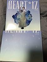 IZ*ONE チャン・ウォニョン IZONE アイズワン 2nd Album CD Heart IZ Sapphire ver. クリアスリーブ フォトブック