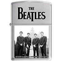 "Zippo Lighter 6685 USA ビートルズ""The Beatles-Big Ben"""