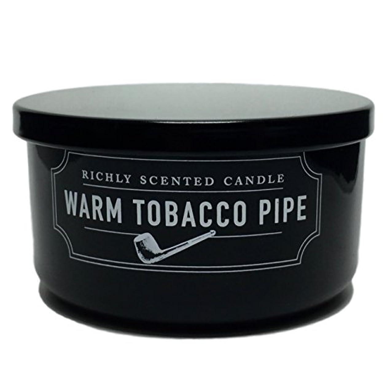 十分ではない中断滅びるDWホーム暖かいタバコパイプ豊かな香り2 Wick Candle Smallサイズ