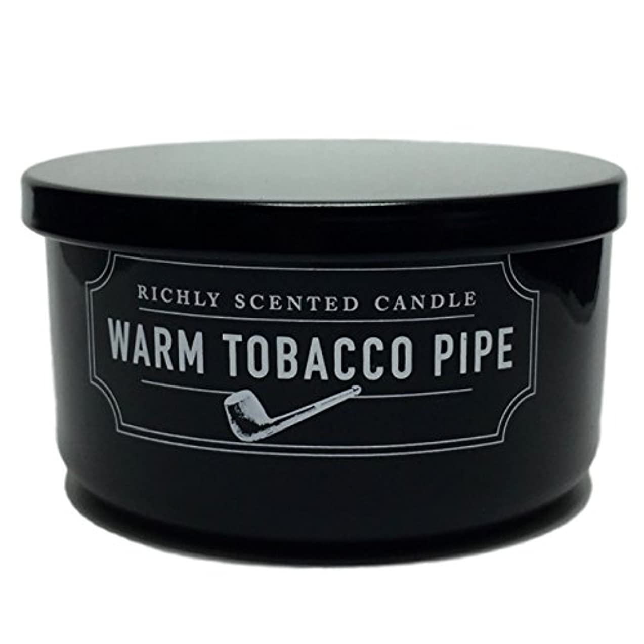 アラブ軍隊くるみDWホーム暖かいタバコパイプ豊かな香り2 Wick Candle Smallサイズ