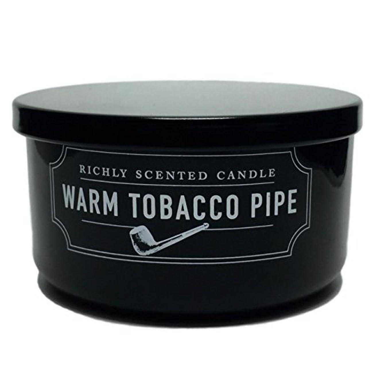脳四回学んだDWホーム暖かいタバコパイプ豊かな香り2 Wick Candle Smallサイズ