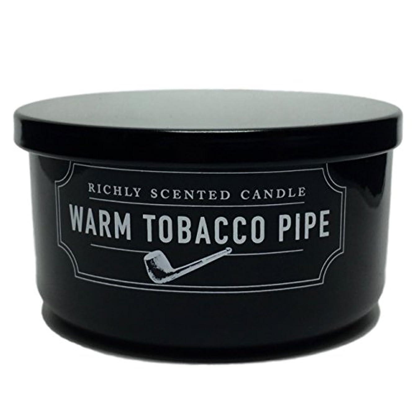 マカダム知覚する無法者DWホーム暖かいタバコパイプ豊かな香り2 Wick Candle Smallサイズ