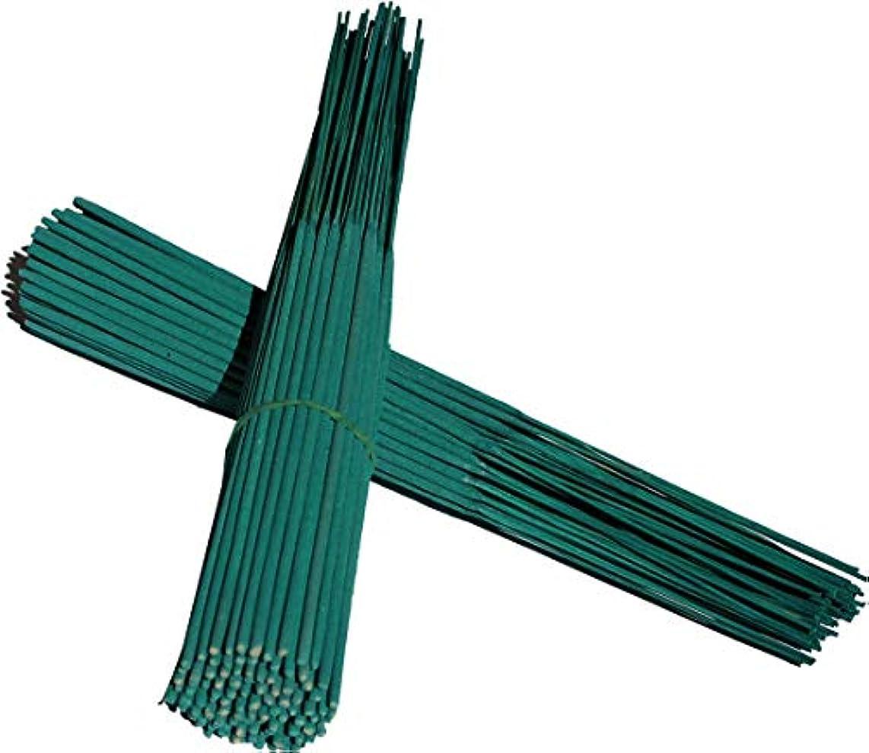 ノートマーキー責任無香お香グリーン色Sticks 11