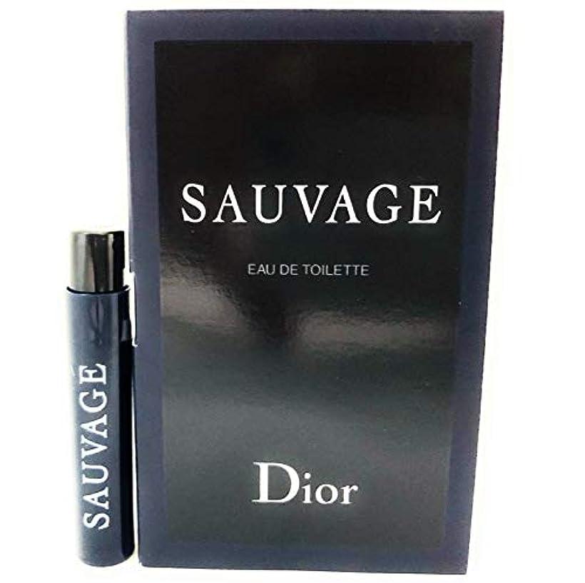 取り戻す資本主義ハッチクリスチャン ディオール(Christian Dior) ソヴァージュ オードゥ トワレ 1ml サンプルサイズ[並行輸入品]