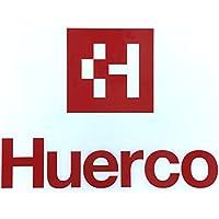 Huerco フエルコロゴカッティングステッカー 190×250mm