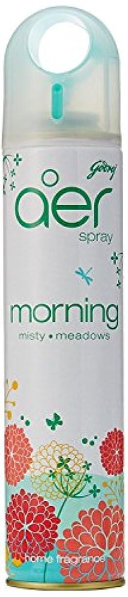 新聞前任者合唱団Godrej AERホーム消臭スプレー – (Morning Misty Meadows) – 270 ml
