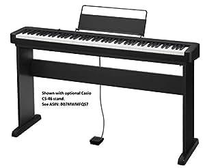 CASIO(カシオ) 88鍵盤 電子ピアノ CDP CDP-S100BK