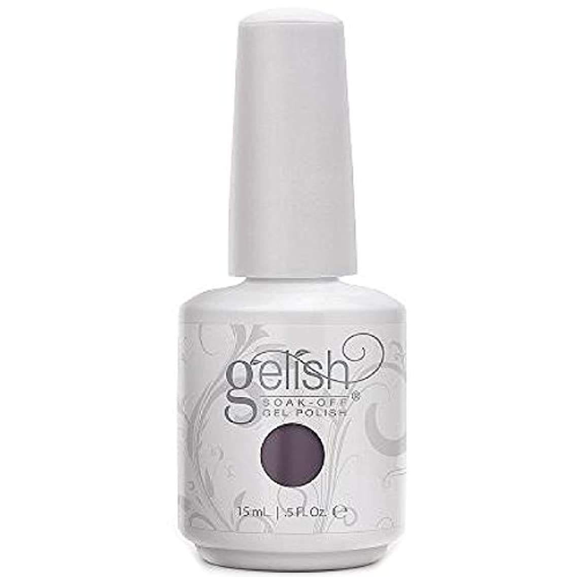 凍った役員判読できないHarmony Gelish Gel Polish - Sweater Weather - 0.5oz / 15ml