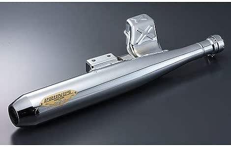 YAMAHA(ヤマハ) PRUNUS SR400 メガホンマフラー Q5K-SKR-Y01-056