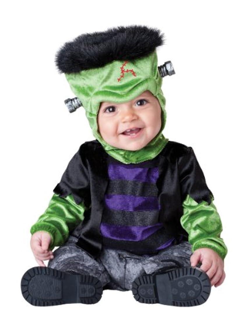 不潔怠感遅れMonster-BOO Frankenstein Infant/Toddler Costume モンスター-BOOフランケンシュタインの幼児/幼児コスチューム サイズ:6-12 Months
